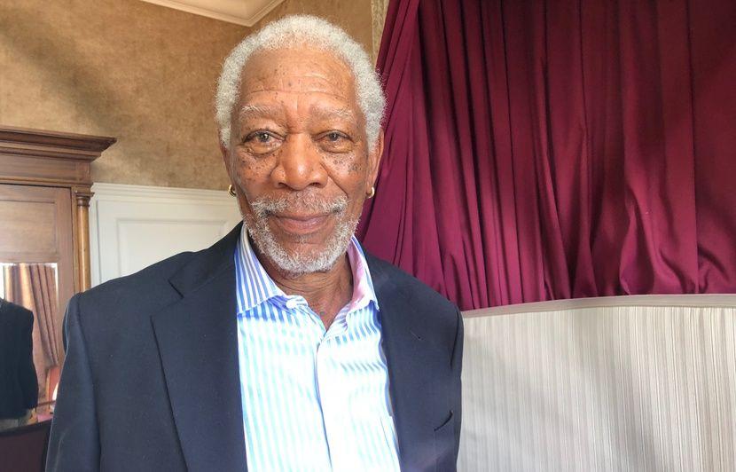 Video Morgan Freeman Hollywood Met Les Noirs En Avant Parce Qu