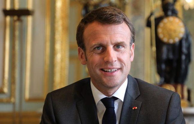 Emmanuel Macron et Edouard Philippe ont-ils rigolé de l'incendie de Notre-Dame?