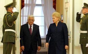 """Le développement des colonies israéliennes en territoire palestinien """"entrave"""" les pourparlers de paix, a regretté lundi la présidente de la Lituanie dont le pays assure la présidence semestrielle de l'UE."""