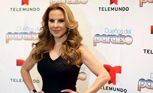 Kate del Castillo à New York le 10 janvier 2015.