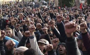 Des manifestations avaient déjà eu lieu à Jerada, au Maroc, le 3 février 2018.