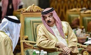 Hamad ben Issa Al Khalifa, l'émir du Bahreïn.
