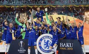 Chelsea a remporté la Ligue Europa à Bakou