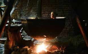 Le bania, le sauna à la russe.