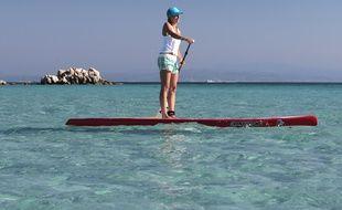Le paddle sera la première épreuve.