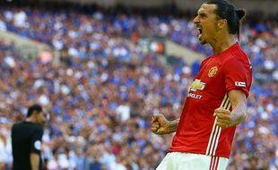 Zlatan est prêt à rugir dans les stades de Premier League.