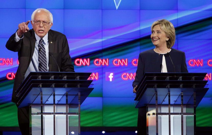 Primaire démocrate : « Personne ne l'aime », Hillary Clinton attaque Bernie Sanders dans un documentaire
