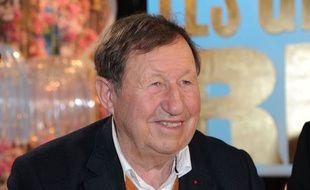 Guy Roux en 2013.