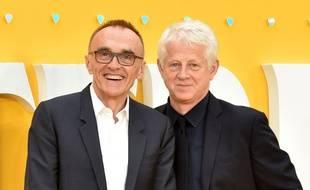 Les cinéastes Danny Boyle et Richard Curtis à l'avant-première de «Yesterday» à Londres