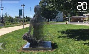 VIDEO. Des sculptures... Invisibles - Le Rewind