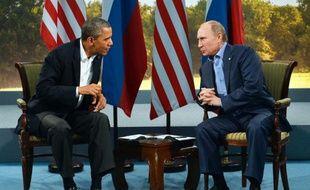 Barack Obama arrive jeudi sur le territoire russe pour le sommet du G20, sans intention de rencontrer en tête-à-tête son homologue Vladimir Poutine, avec qui ses relations sont au plus bas.