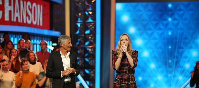 Margaux, a battu le record de l'émission N'oubliez pas les paroles, présentée par Nagui.