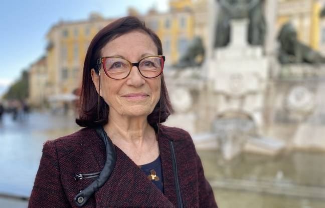 Mireille Damiano, avocate au barreau de Nice