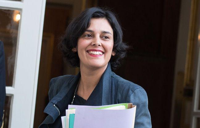 Myriam El Khomri, la ministre du Travail.