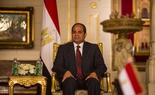 Le président égyptien Al-Sissi.