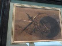 La Bourrasque, un dessin de Victor Hugo devait illustrer son roman