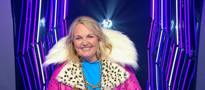 Valérie Damidot était la Renarde dans Mask Singer sur TF1