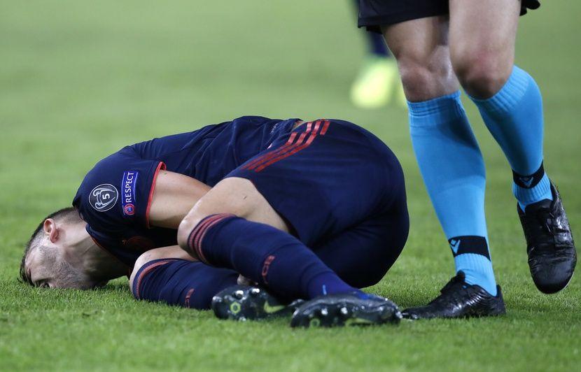 Bayern Munich: Nouvelle grosse blessure pour Lucas Hernandez, qui va se faire opérer de la cheville