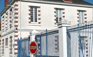Nantes (Loire-Atlantique) le 06/09/2012. Vue de la caserne du quartier de la Mitirie, une des casernes que l'Etat s'apprête à vendre.