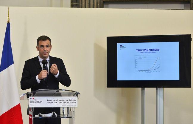 C'est l'heure du BIM: Nouvelles restrictions contre le coronavirus à Lyon et Nice, trafic SNCF et Saint-Etienne leader