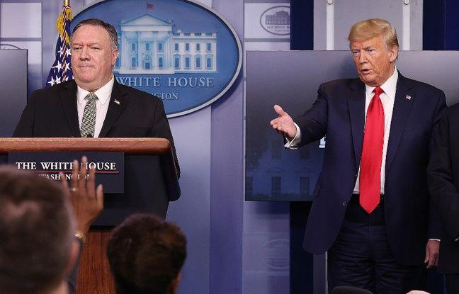 Donald Trump a-t-il renvoyé un inspecteur qui enquêtait sur le chef de la diplomatie américaine, Mike Pompeo ?