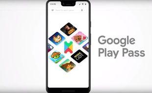 Google Play Pass.
