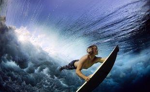 Des surfeurs ont été visés par des tirs en Nouvelle-Zélande. (Illustration)