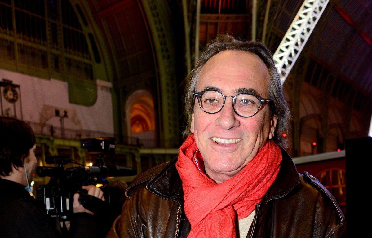 Philippe Lavil .  La 3 em edition de Jours de fetes sous la nef du grand palais . 19/12/2013-Paris, FRANCE./BENHAMOU_D8E_3437/Credit:LAURENT BENHAMOU/SIPA/1312201007 – SIPA
