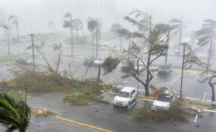 Porto Rico a été balayée par l'ouragan Maria, le mercredi 20 septembre 2017.