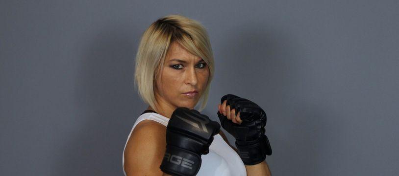La Rennaise Laëtitia Blot participera ce jeudi soir à la première compétition de MMA organisée en France.