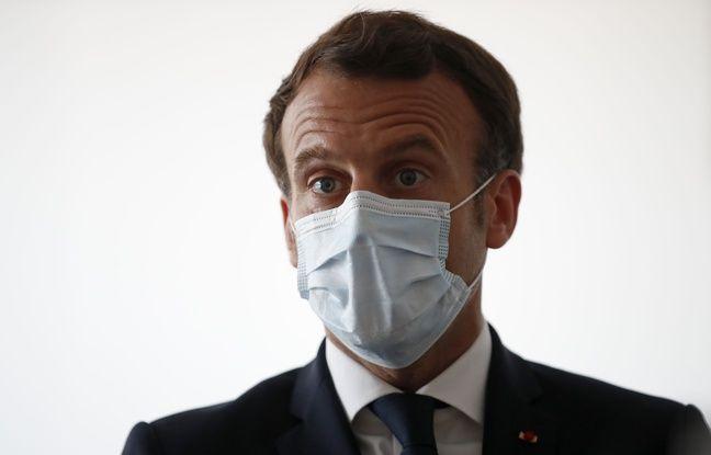 Coronavirus: Pas de «rupture» sur les masques? Les propos d'Emmanuel Macron contredits par les alertes des soignants