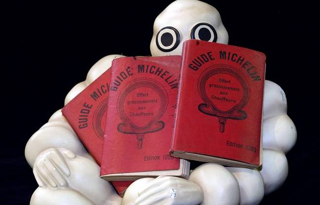 Clermont-Ferrand: Un guide Michelin de 1900 adjugé à 26.500 euros, nouveau record mondial
