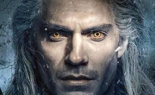 Henry Cavill dans le rôle du Witcher