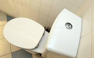 Un WC. (Illustration)