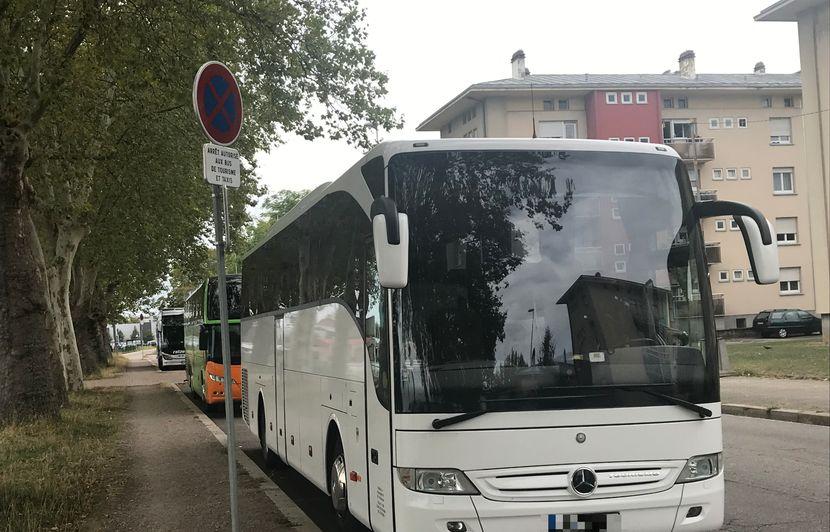 Strasbourg: Pollution, bruit... La chasse aux bus et autocars de tourisme est ouverte