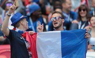 Coupe du monde 2018: Chambrage ultime, Strasbourg installe son écran géant dans le jardin franco-allemand des Deux-Rives (Illustration)