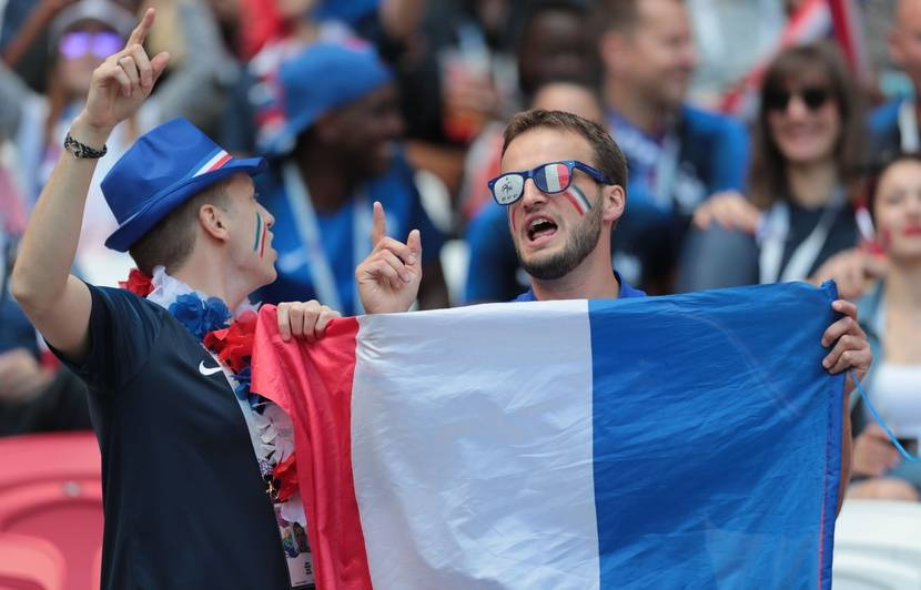 Coupe du monde 2018: Chambrage ultime, Strasbourg installe ...