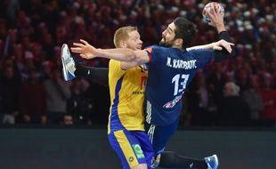Nikola Karabatic et les Bleus ont éliminé la Suède en quart de finale