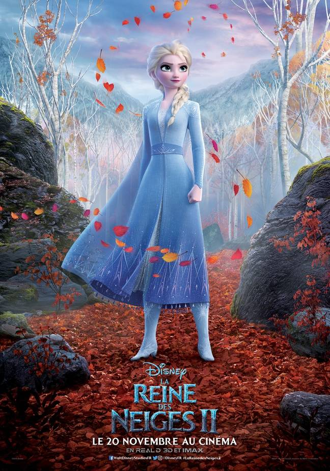 Elsa cherche l'origine de ses pouvoirs dans «La Reine des Neiges 2».