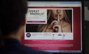 Le site Internet Ashley Madison