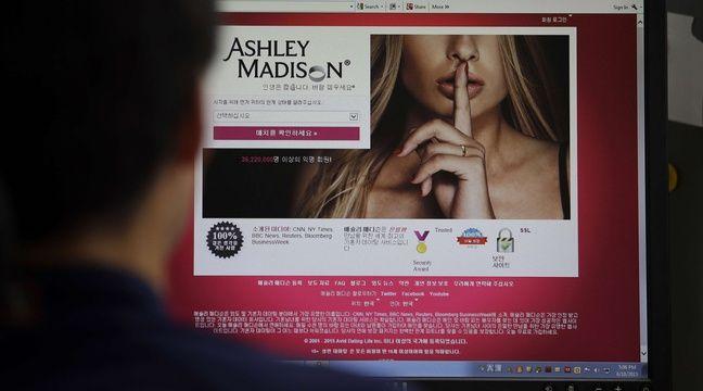 un site de rencontre piraté