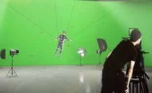 Des studios de tournage seront implantés sur le site.