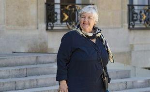 Jacqueline Gourault est ministre depuis juin 2017.