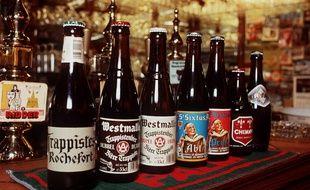 La culture de la bière en Belgique a été sacrée mercredi 30 novembre 2016