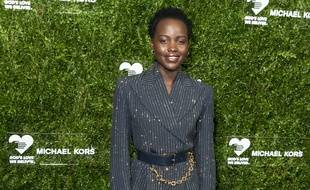 L'actrice Lupita Nyong'o aux 13e Golden Heart Awards