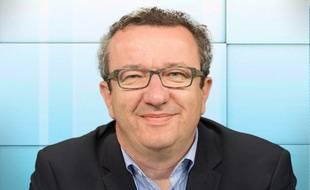 Christian Paul (député PS, Nièvre), à #DirectPolitique