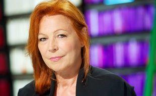 Lydie Salvayre, lauréate du prix Goncourt 2014. Sipa