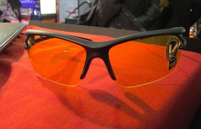 Les lunettes Eyescar sont à la Foire internationale de Nantes.