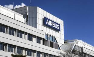 Les locaux d'Airbus, à Toulouse.