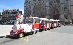 Le petit train de Nantes